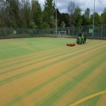Synthetic Pitch Maintenance in Godleys Green 11