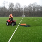 Synthetic Pitch Maintenance in Godleys Green 2