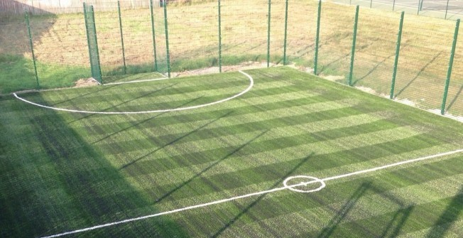 Artificial Football Pitch Surfaces in Angus