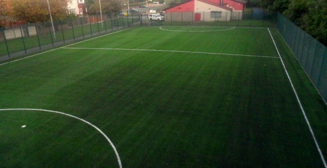 Football Surfacing Costs in Angus