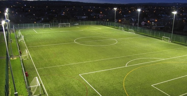 3g Football Pitch Installation in Angus