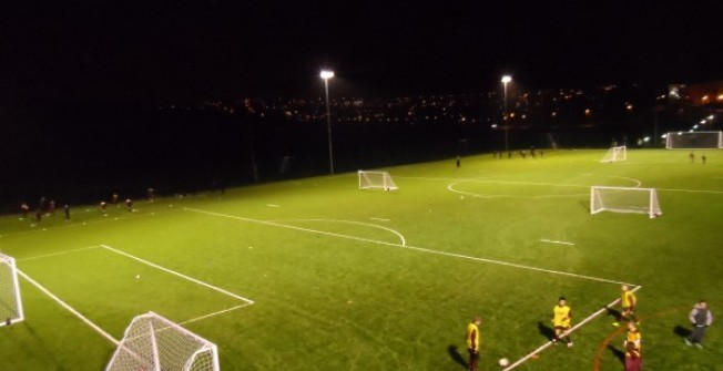 Synthetic Rugby Pitch Installers in Path of Condie